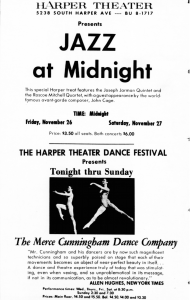 Cage Ad - The Hyde Park Herald, Volume 84, 24 November 1965, Page  16